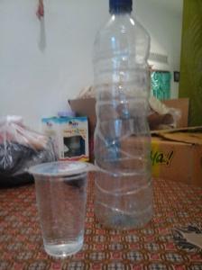 Cup gelas n botol